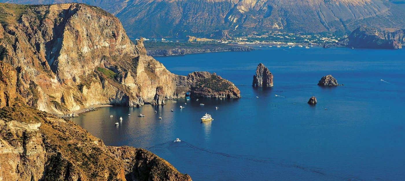 Escursioni Isole Eolie da Tropea e Vibo Marina